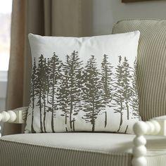 Birch Lane Darcy Cotton Pillow Cover   Birch Lane