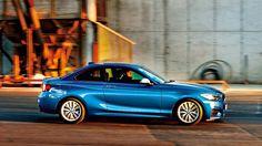 BMW M235i  http://www.autorevue.at/testbericht/bmw-m235i-test.html