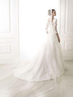 Cermo - bruidsmode : Pronovias 2015 / Brandie