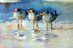 Laura's Watercolors WATERCOLOR