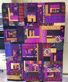#instastitchwithsue - Sue Spargo mystery quilt