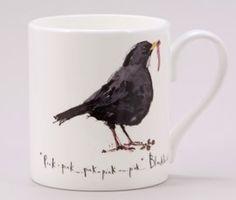 (MF21) Madeleine Floyd Blackbird Mug