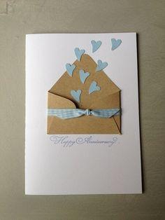 Открытка с конвертом