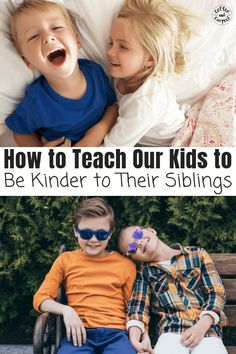 With these 8 tips, train children to be more polite to their brothers. # brother and sister … – Parenting Siblings – Raising Kids Mindful Parenting, Natural Parenting, Parenting Ideas, Gentle Parenting, Kids And Parenting, Teaching Kindness, Sibling Fighting, Sibling Relationships, Special Needs Mom