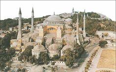 ● Анфимий из Тралл и Исидор из Милета. Собор св. Софии в Константинополе.532 — 537 гг.: 3 тыс изображений найдено в Яндекс.Картинках