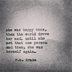 #herself