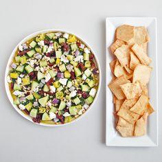 Mediterranean Layered Dip | POPSUGAR Food