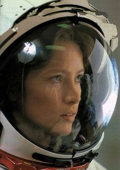 Anna Fisher  --  first mother in space