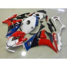 Honda CBR1000RR 2012-2013 Injection ABS Fairing - Others - White/Blue/Red | $639.00