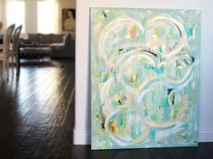 The Modern Sophisticate: Pretty Lil' Abstracts