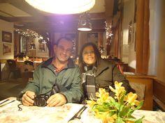 Jantando em Nuremberg - Alemanha