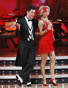 Dancing With The Stars - Season 9 - Donny Osmond and Kym Johnson.I loved Donny so much  i still do.Please check out my website thanks. www.photopix.co.nz