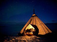 Allevatore Sami, Scandinavia  Fotografia di Erika Larsen
