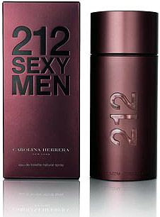 212 Sexy Men Carolina Herrera cologne - a fragrance for men 2006, One of my favorite perfumes..