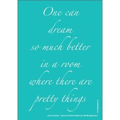 anne of green gables quotes - Google Search