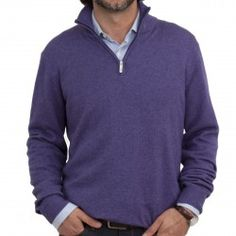 CLASSIC BUTTON CARDIGAN W PATCHES - Sweaters - Men