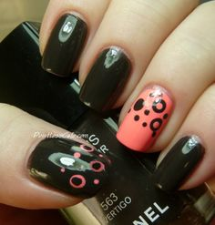 From the Vaults: NerdLacquer, a-England, Nails Inc., piCture pOlish and Some Nail Art | Pointless Cafe @pointlesscafe