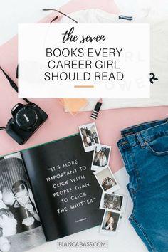 7 Karrierebücher, die jede Frau lesen sollte