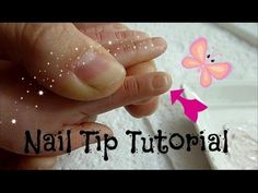 Reborn Baby How To - Nail Tip Tutorial