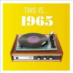 Where were you in 1965? This year had it's ups and downs. From Diet Pepsi, to the Beatles and the war in Vietnam, 1965 was history in the making...