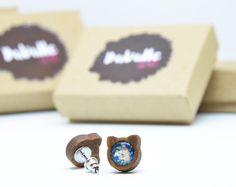 Boucle d'oreille chat en bois et cabochon 8mm / Motif | Etsy Cabochons, Etsy, Art, Ears, Boucle D'oreille, Locs, Woodwind Instrument, Craft Art, Kunst