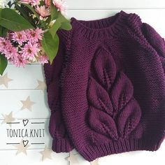 New Crochet Baby Sweater Girl Ideas Ideas Source by bosses Sweaters Baby Knitting Patterns, Knitting For Kids, Knitting Designs, Knitting Ideas, Knitted Baby Clothes, Crochet Clothes, Crochet Outfits, Baby Knits, Girls Sweaters