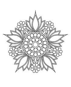 "Lotus Flower Mandala Coloring Pages 29 Cards In the Collection ""Рисунки дРя точечной росписи"" Of Mandala Drawing, Mandala Painting, Dot Painting, Mandala Design, Mandala Pattern, Mandala Coloring Pages, Coloring Book Pages, Image Mandala, Motifs Art Nouveau"