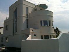Art Deco Bauhaus Art Deco Streamline Moderne at 3 Decks | Flickr - Photo Sharing!