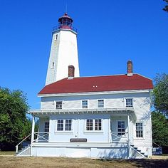 Sandy Hook Lighthouse, NJ