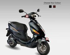 Cruz Electric scooter