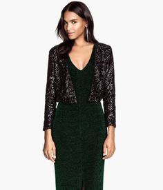 How To Wear Sequins Without Freezing To Death