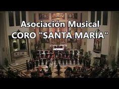 "IF MUSIC BE THE FOOD OF LOVE (D.Dickau) -CORO ""SANTA MARÍA"" - YouTube"