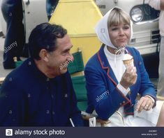 Download this stock image: DORIS DAY with husband Marty Melcher about 1966 - E4CB8Y from Alamy's library of millions of high resolution stock photos, illustrations and vectors.