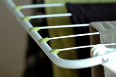 Strengthen dying rack, protect from rust Sugru, Rust, Diy Ideas, Hacks, Tips, Craft Ideas, Counseling