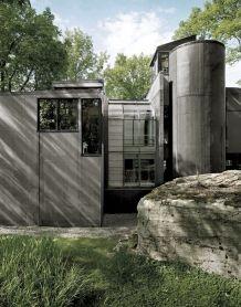 willem dafoe rubber house, interview magazine