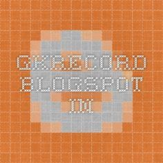 gkrecord.blogspot.in