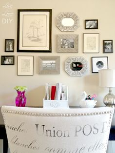 Creating a Photo Wall Display: Tips & Tricks You Should Know