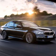 BMW: Lurking under the bonnet of the xDrive is pure power: the M Performance TwinPower Turbo . Luxury Travel, Luxury Cars, 2017 Bmw 5 Series, Bmw Xdrive, Car Posters, Poster Poster, Rolls Royce, Car Show, Exotic Cars