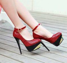 8f1b8ea68b6 sexy New arrival 2013 womens shoes fashion paillette ultra high thin heels  fashion shallow mouth platform high heels shoes 008