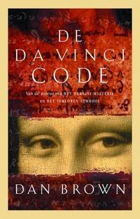 'De Da Vinci Code' - Dan Brown -