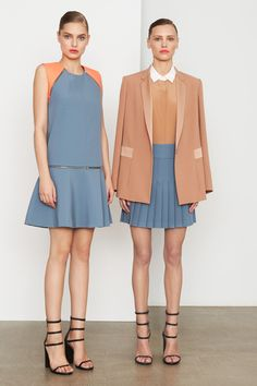 Sporty Streetwear at DKNY Pre-Fall 2014