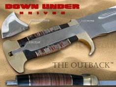Image result for mike dundee knife
