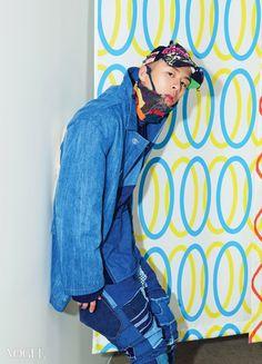 2015.05, Vogue, Genius Nochang