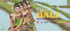 Trip to Bali + 3 nights Grand Aston Resort Bali ONE entry - how cool is that??? https://shar.es/1J1WL5