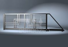 Awesome photo - have a look at our site for more tips! Fence Gate Design, Steel Gate Design, Front Gate Design, Main Gate Design, House Gate Design, Door Design, Balcony Grill Design, Balcony Railing Design, Window Grill Design