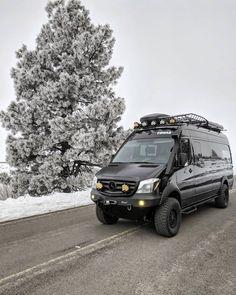 - Everything About Off-Road Vehicles Mercedes Sprinter Camper, Sprinter Rv, Autos Mercedes, Bmw Autos, 4x4 Camper Van, Off Road Camper, 4x4 Van, Sprinter Van Conversion, Camper Van Conversion Diy