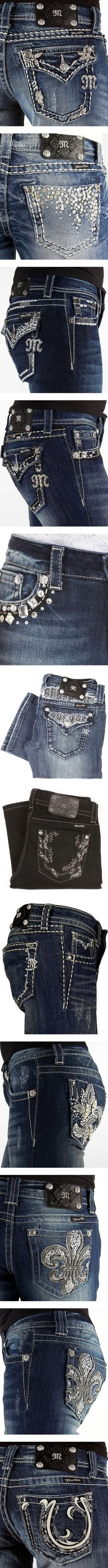 Love Miss Me's!!! Jeans Skirt #2dayslook #lily25789 #JeansSkirt www.2dayslook.com