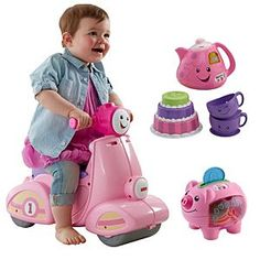 Fisher-Price Laugh & Learn Smart Stages Gift Set (Pink)