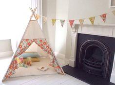 Cute tent!