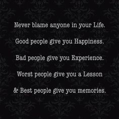 So blessed so have experienced all of this. Most of all, sooooo many memories :)